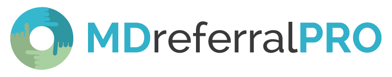 MDreferralPro Logo