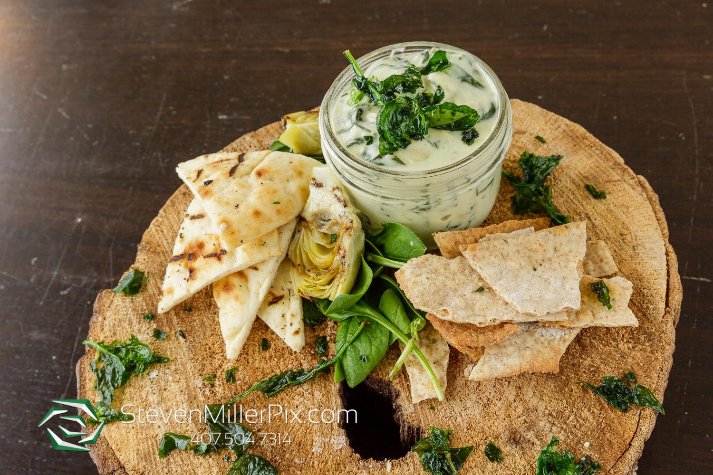 Creamy Spinach & Artichoke Dip