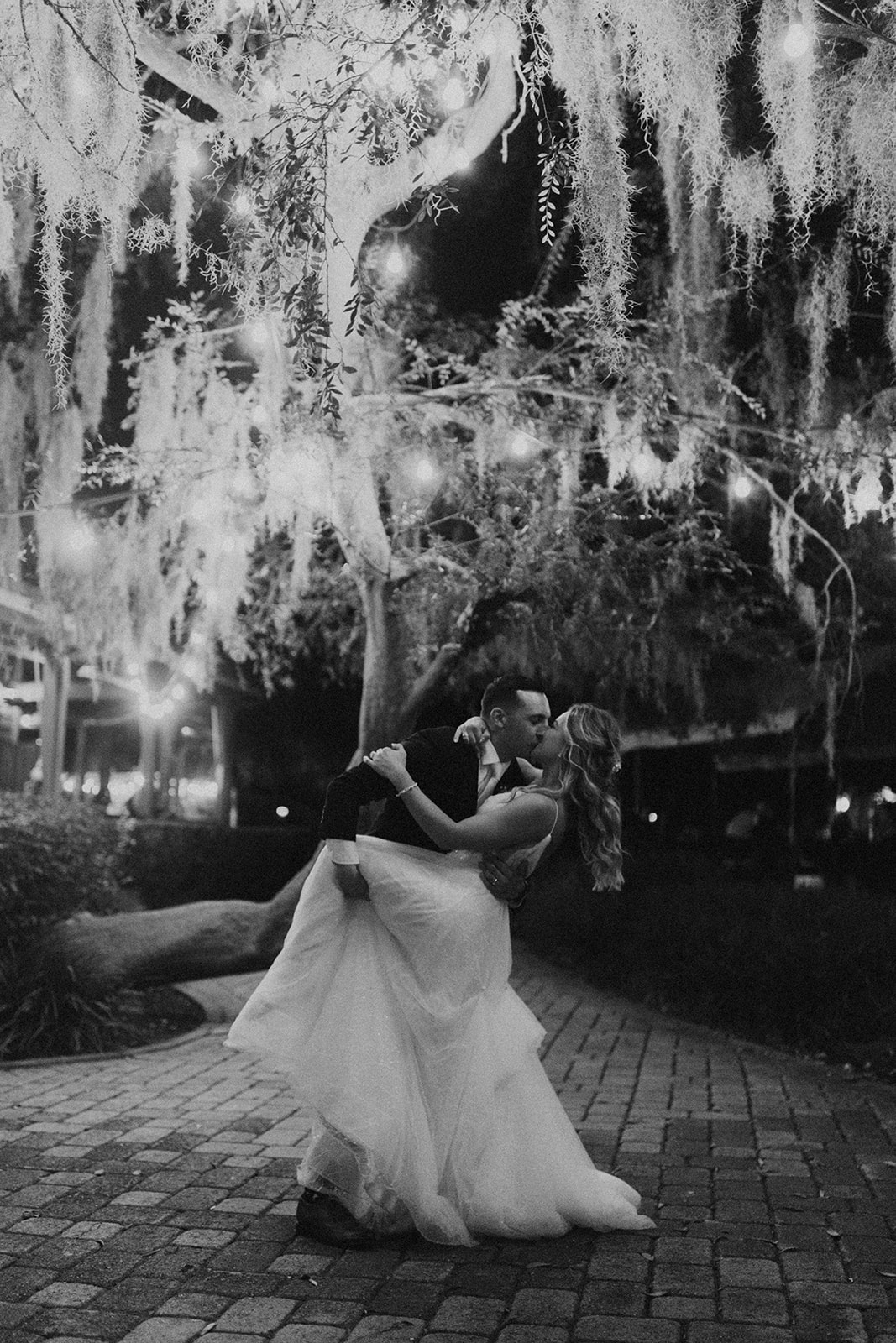 orlando wedding venue - dubsdread catering - couple - brooke womack