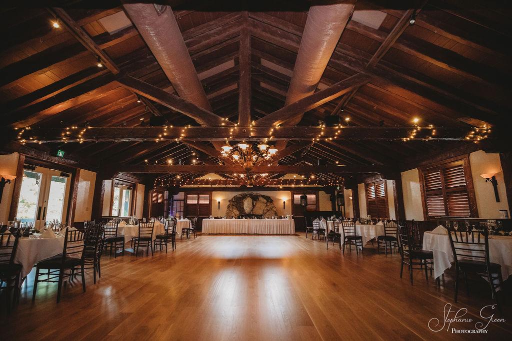orlando wedding venue - dubsdread catering - ballroom