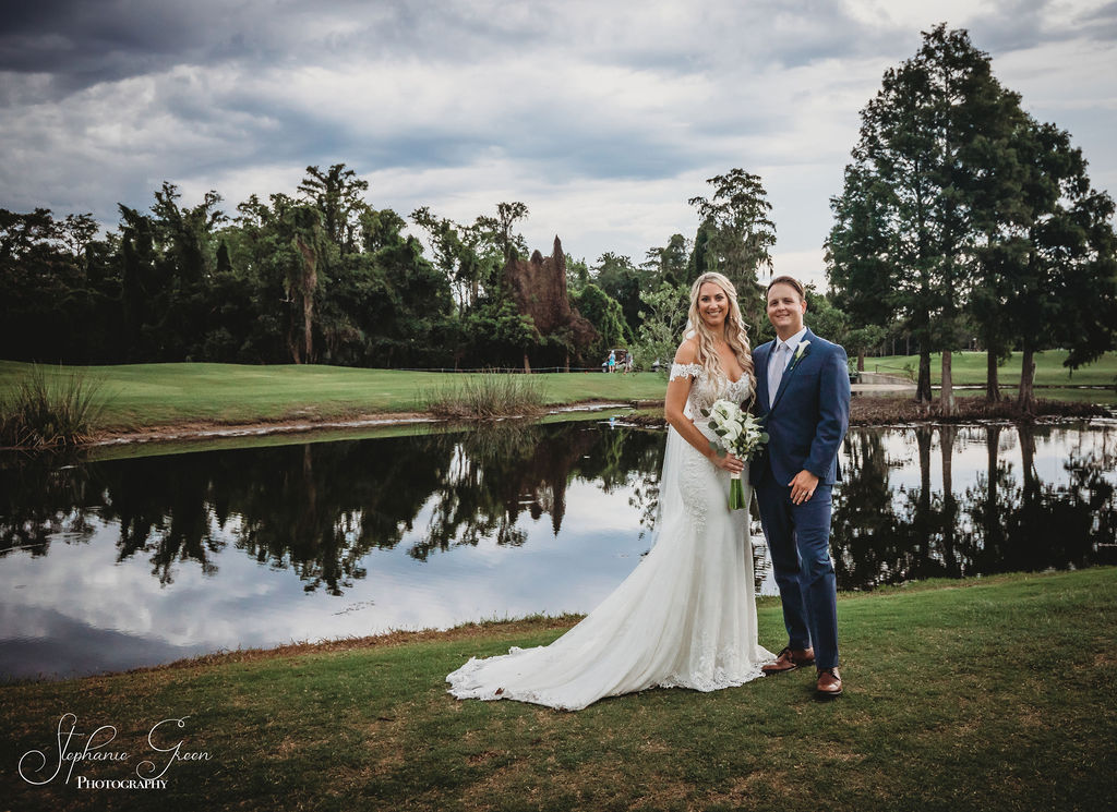 orlando wedding venue - dubsdread catering - golf course