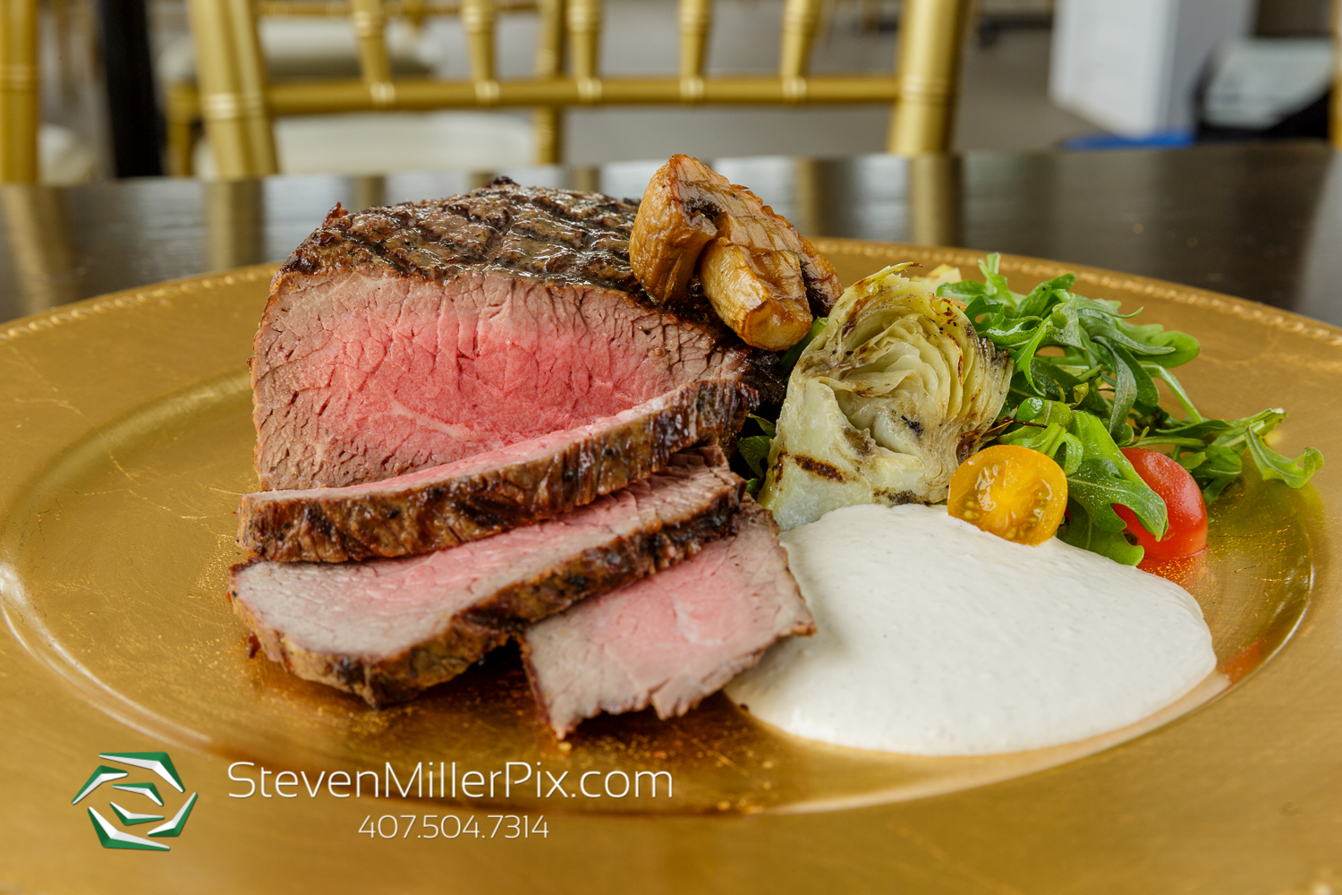 Hand Carved Roasted Sirloin