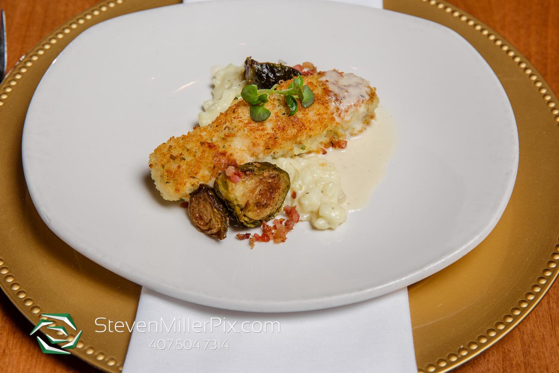 Parmesean Encrusted Grouper - Buerre Blanc