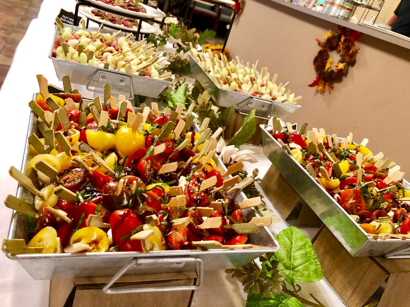 fresh buffet specialties