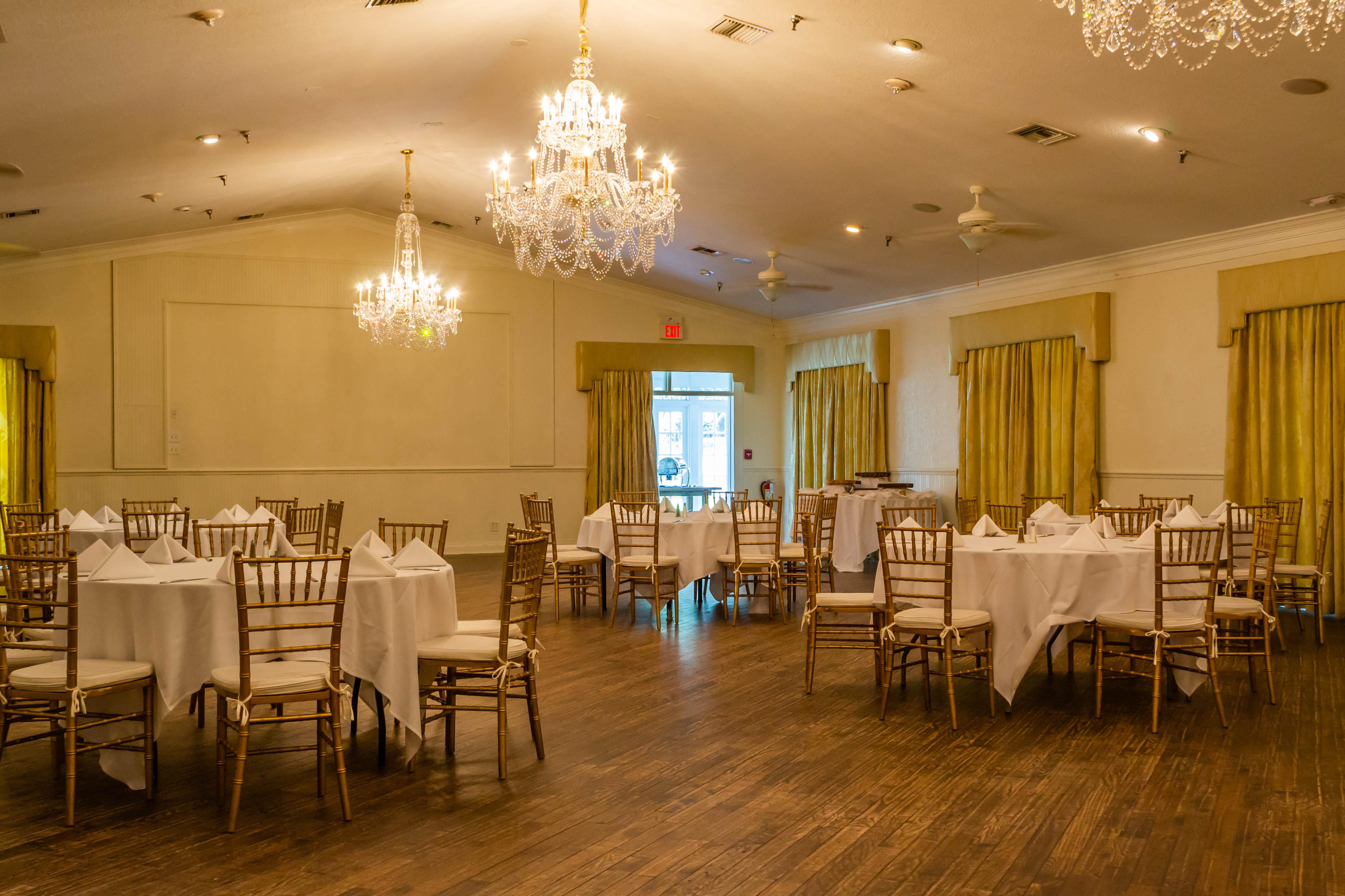ballroom layout