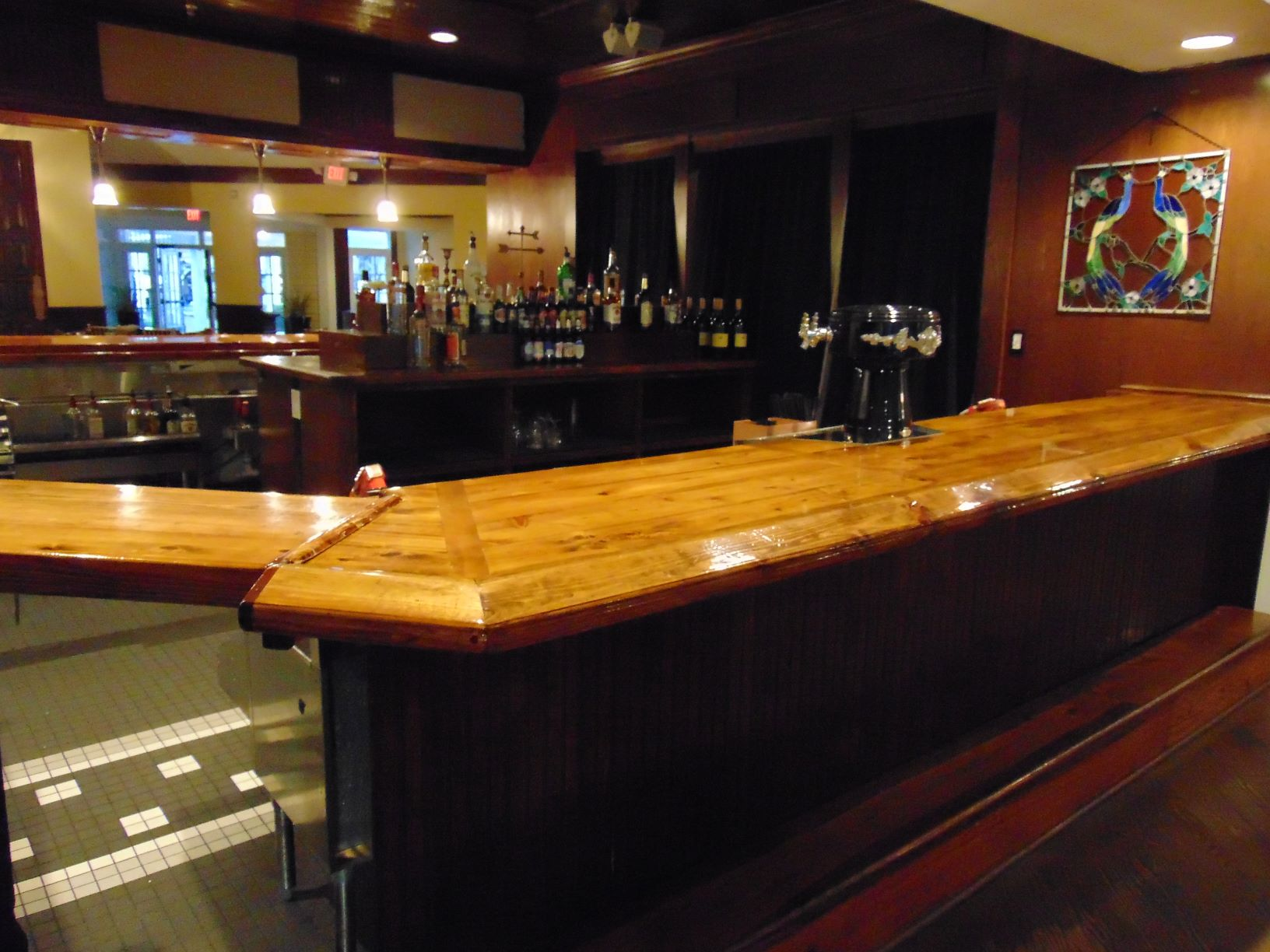 oak room bar