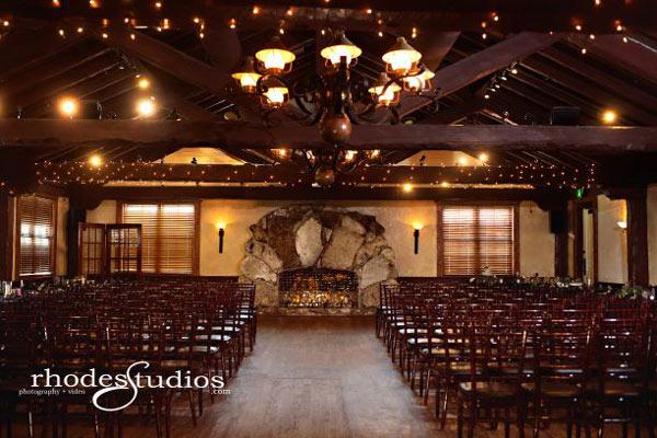 Orlando Indoor Wedding Venue at Historic Dubsdread