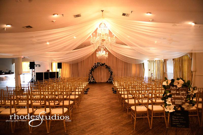 Orlando Indoor Wedding Venues