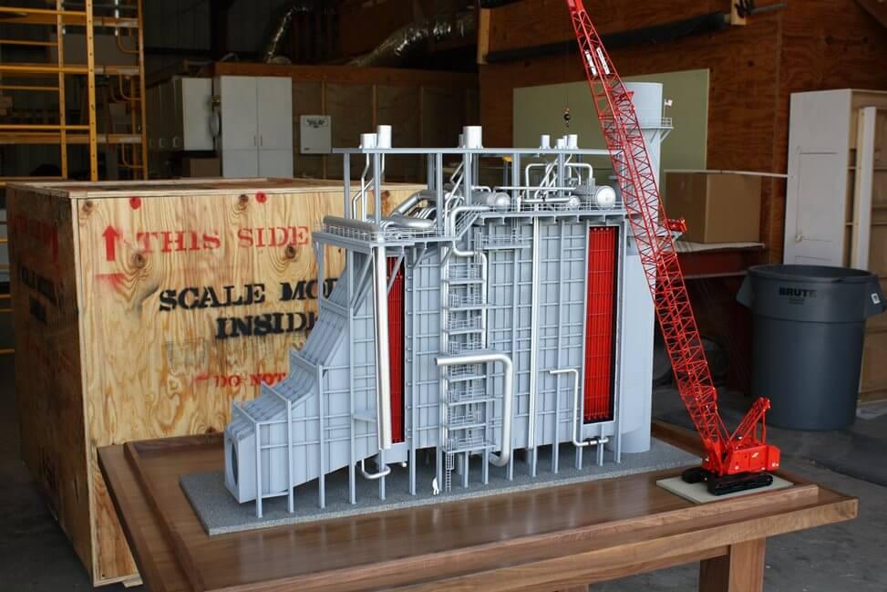 Heat Recovery Steam Generator Model