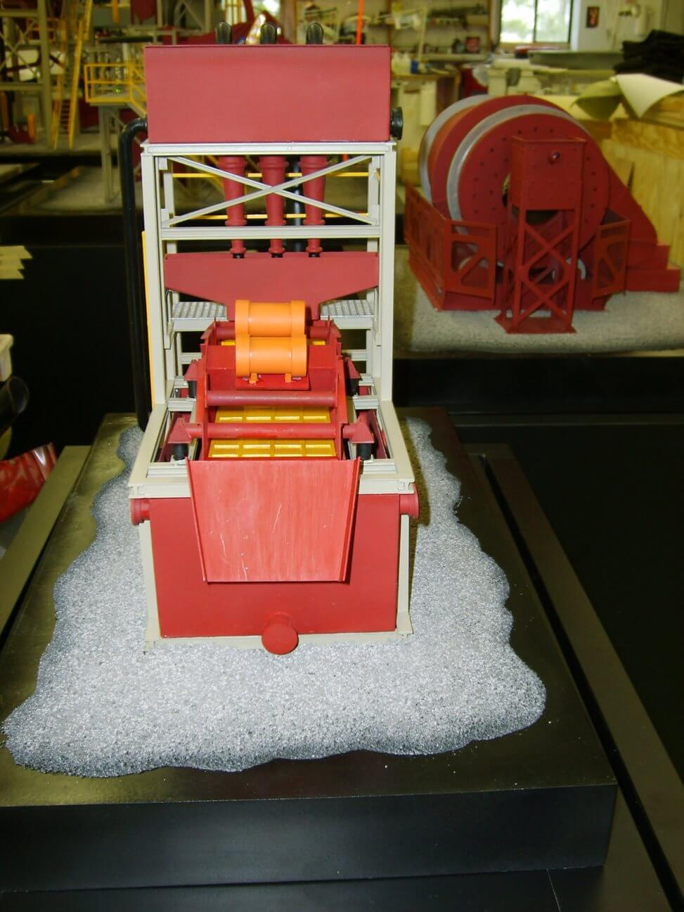 Mineral Processing Model