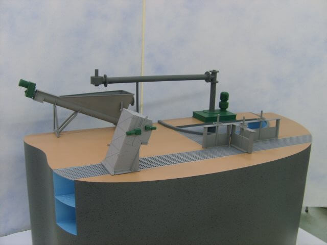 Water Treatment Model