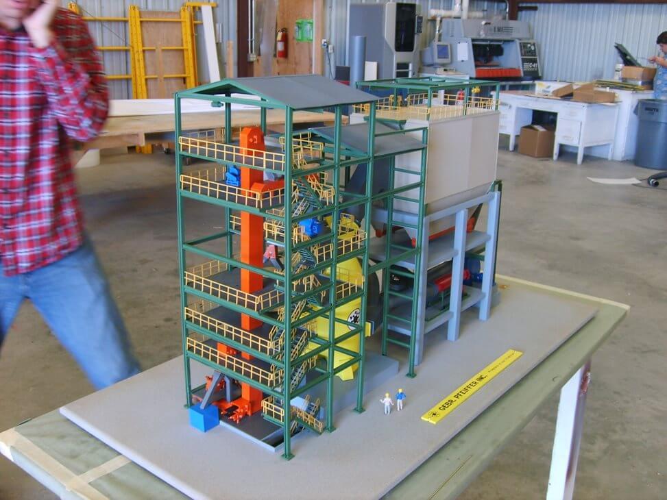 Cement Plant Model