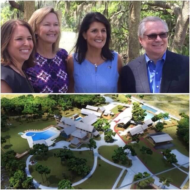 Crescent Communites with Governor Nikki Haley