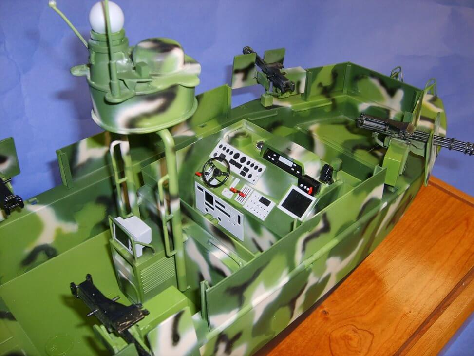 Patrol Boat Model