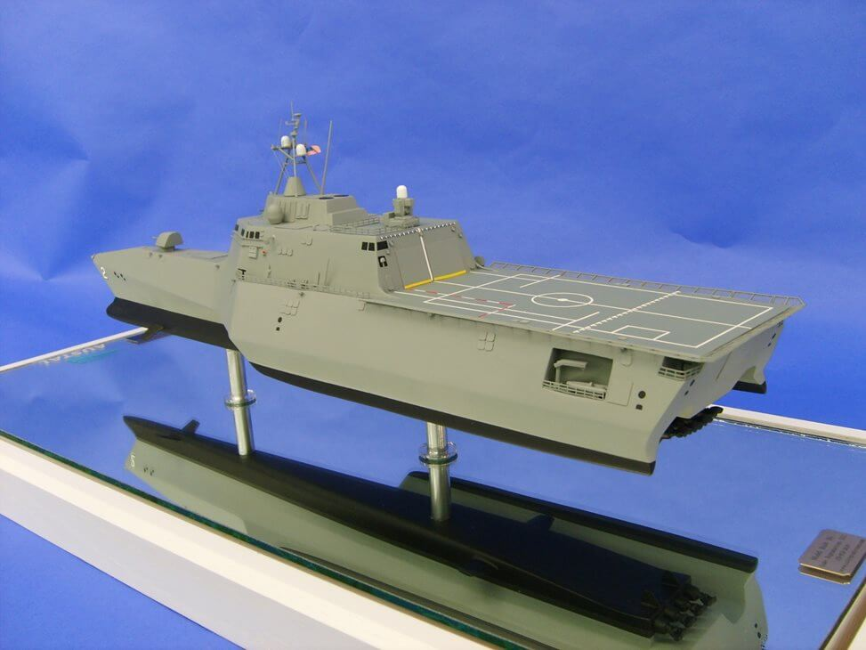 USS Independence LCS-2 Model