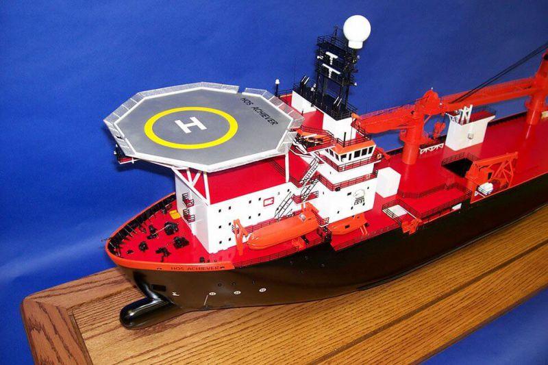 Workboat model