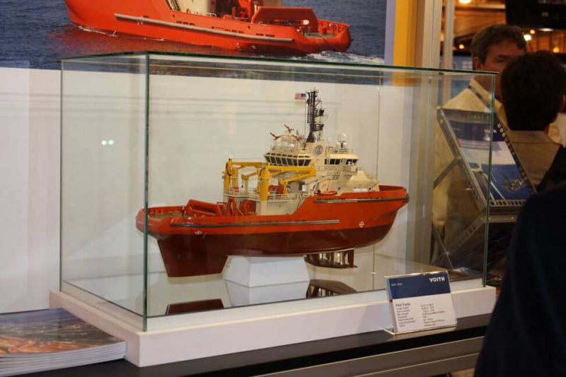 Voith Tug Model