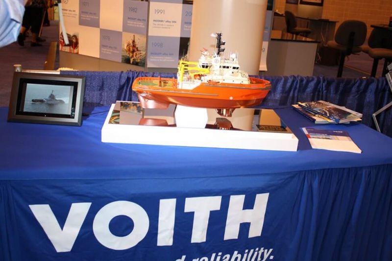 Voith Tug Model
