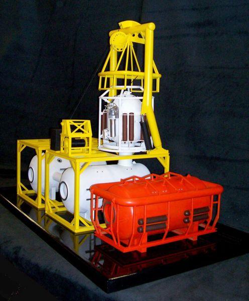 Hyperbaric Chamber Model