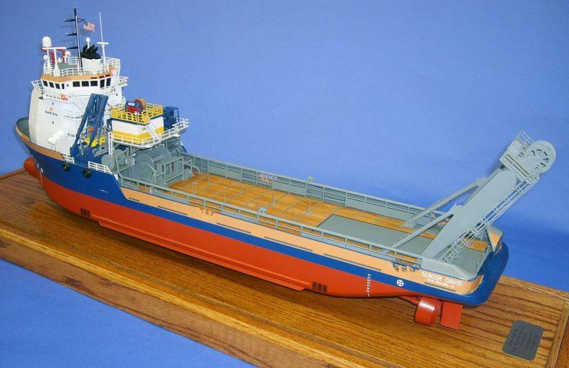 Seacore Davis Model