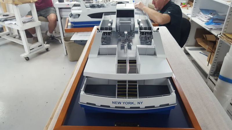 Hornblower Cruises 26m Catamaran Passenger Ferry