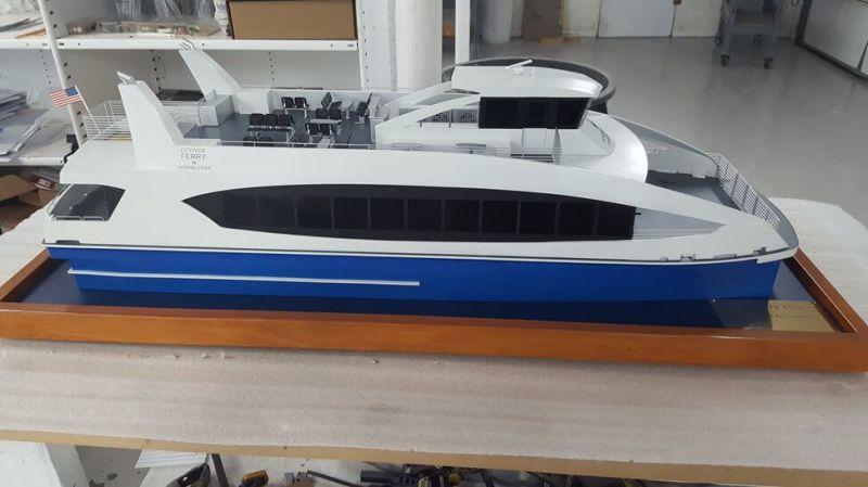 Hornblower Cruises 26m Catamaran Passenger Ferry