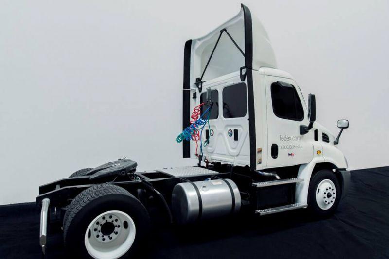 bobtail truck model