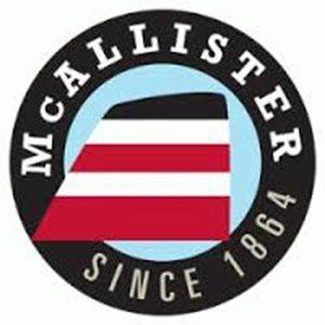 mcallister     since 1964