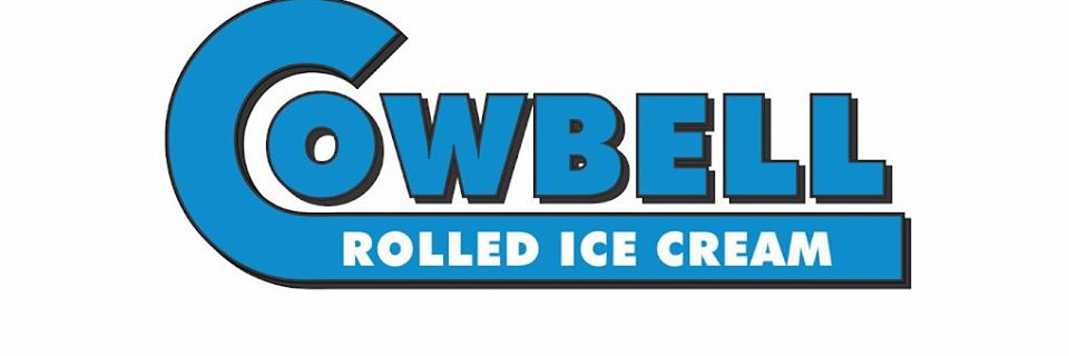 Cowbell Rolled  Ice Cream
