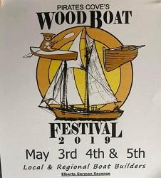 AL Coasting Alabama Featured Events Pirate's Cove Wooden Boat