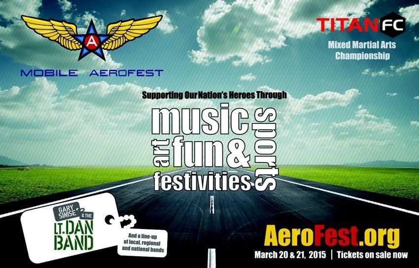 Mobile Aerofest & Arts Alive!