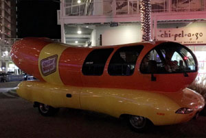 Oscar Meyer Mobile at WFC