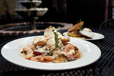 Alabama Coasting Magazine Image Gallery Blue Mule Shrimp n Grits