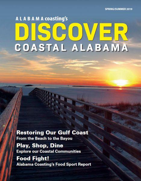Alabama Coasting Magazine Spring / Summer 2019