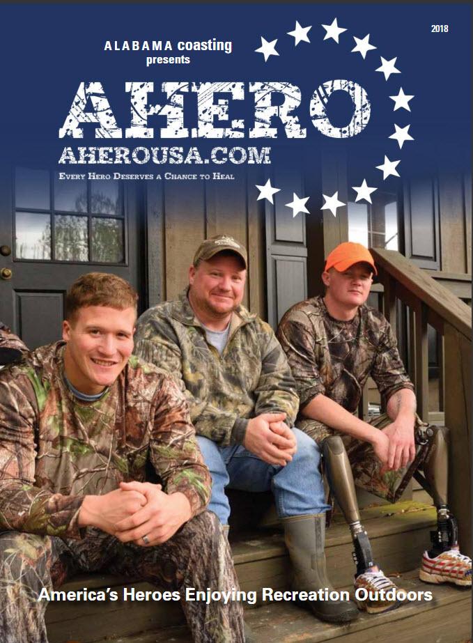 Alabama Coasting Magazine AHERO Magazine 2018