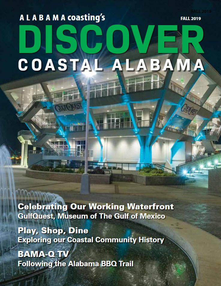 Alabama Coasting Magazine Fall / Winter 2019