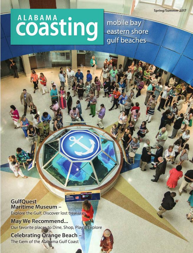 Alabama Coasting Magazine Summer 2017