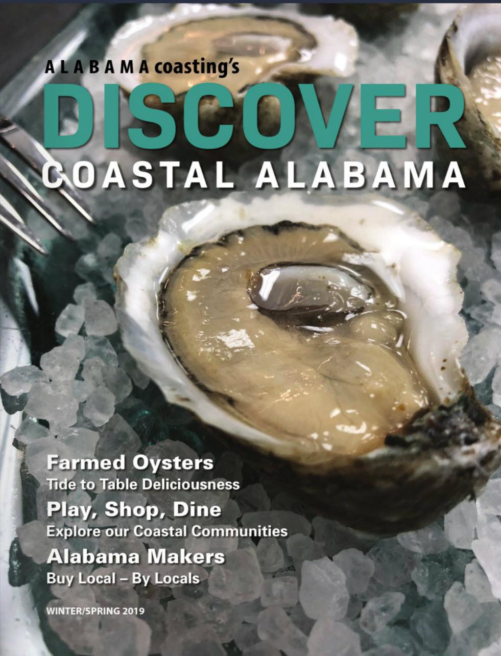 Alabama Coasting Magazine Winter/Spring 2019