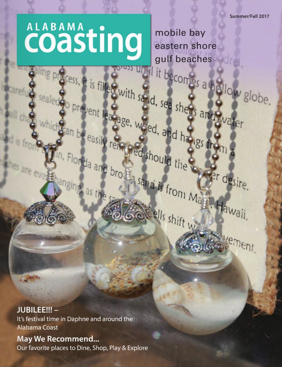 Alabama Coasting Magazine Fall 2017
