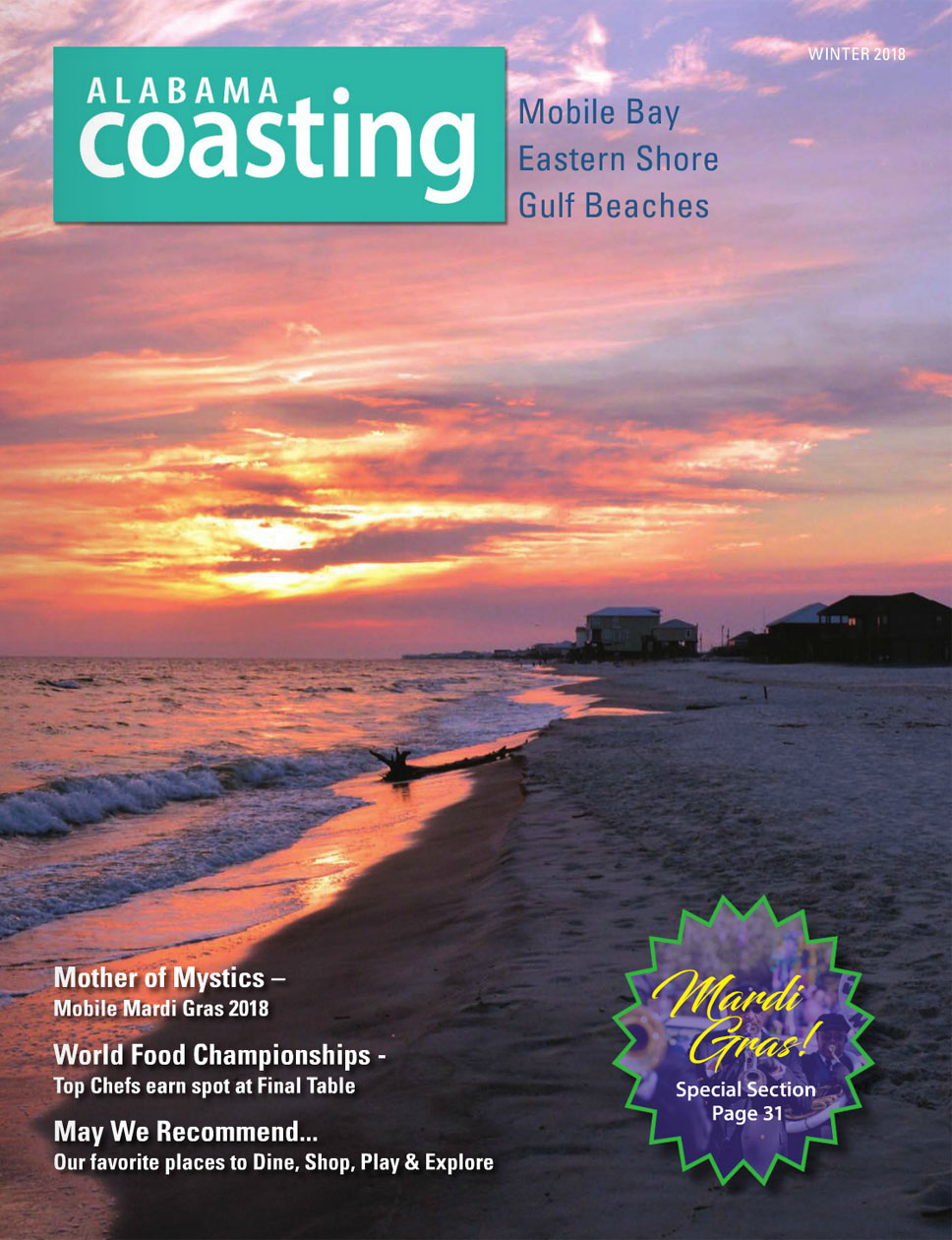 Alabama Coasting Magazine Winter  2018