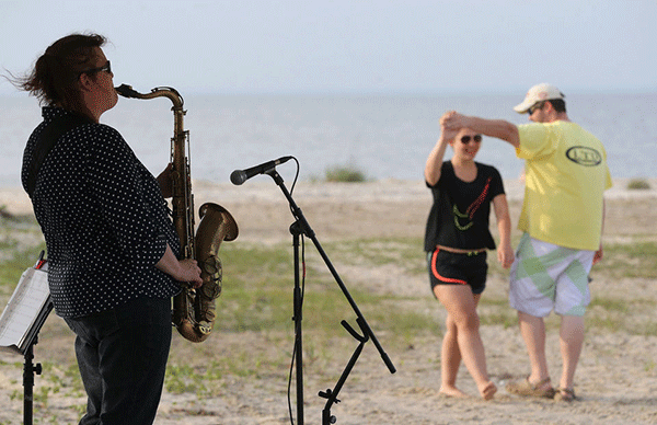 Dauphin Island Sunday Sunset Concert Series