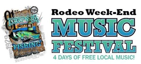 Rodeo Weekend Music Festival