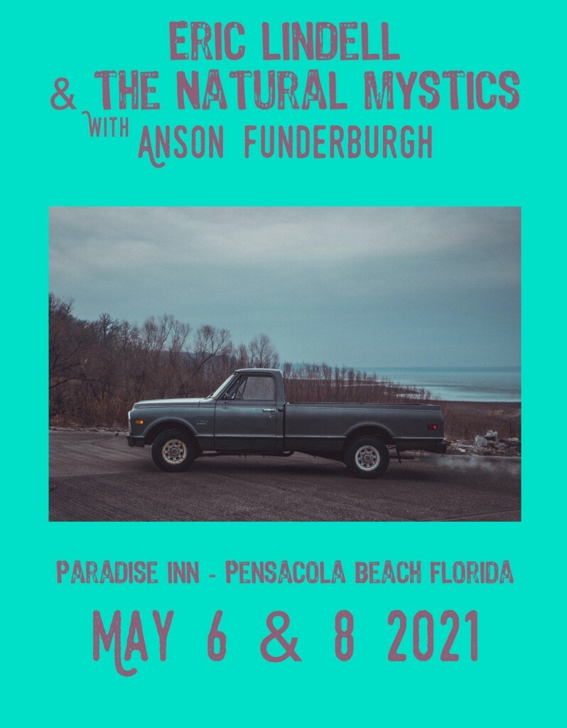 Eric Lindell & the Natural Mystics with Anson Funderburgh