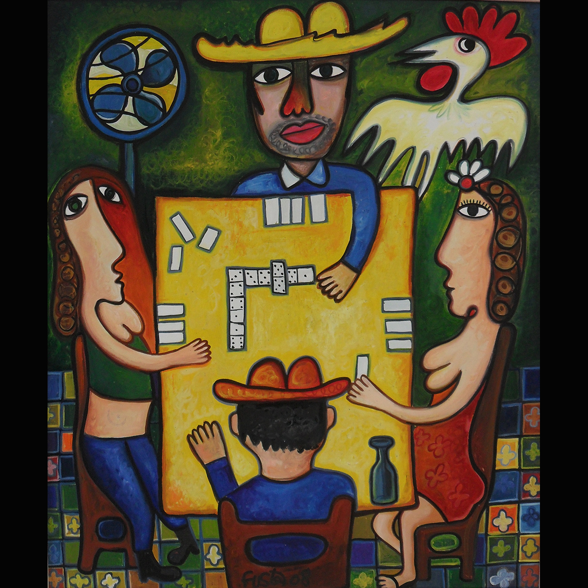 Cuban Dominoes_