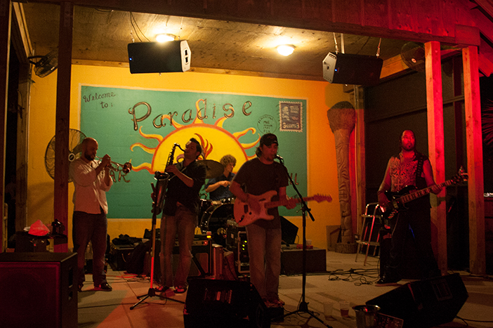Live Music at Paradise