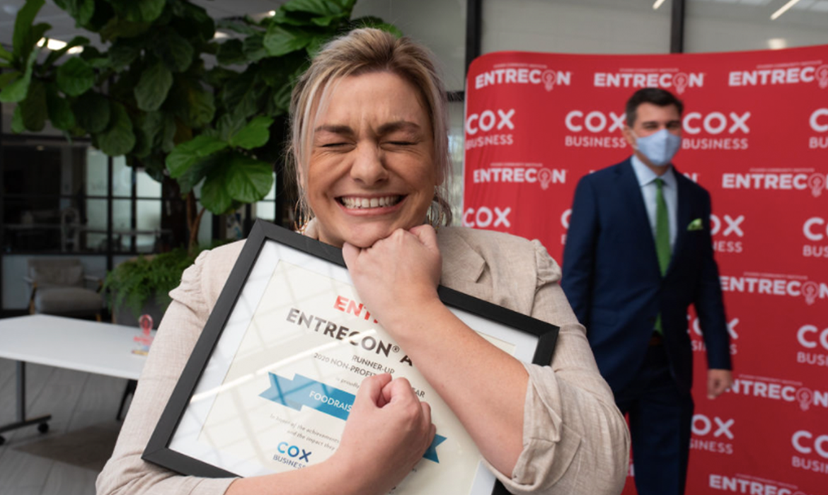 It's time to apply for an EntreCon® Award, presented by Cox Business!