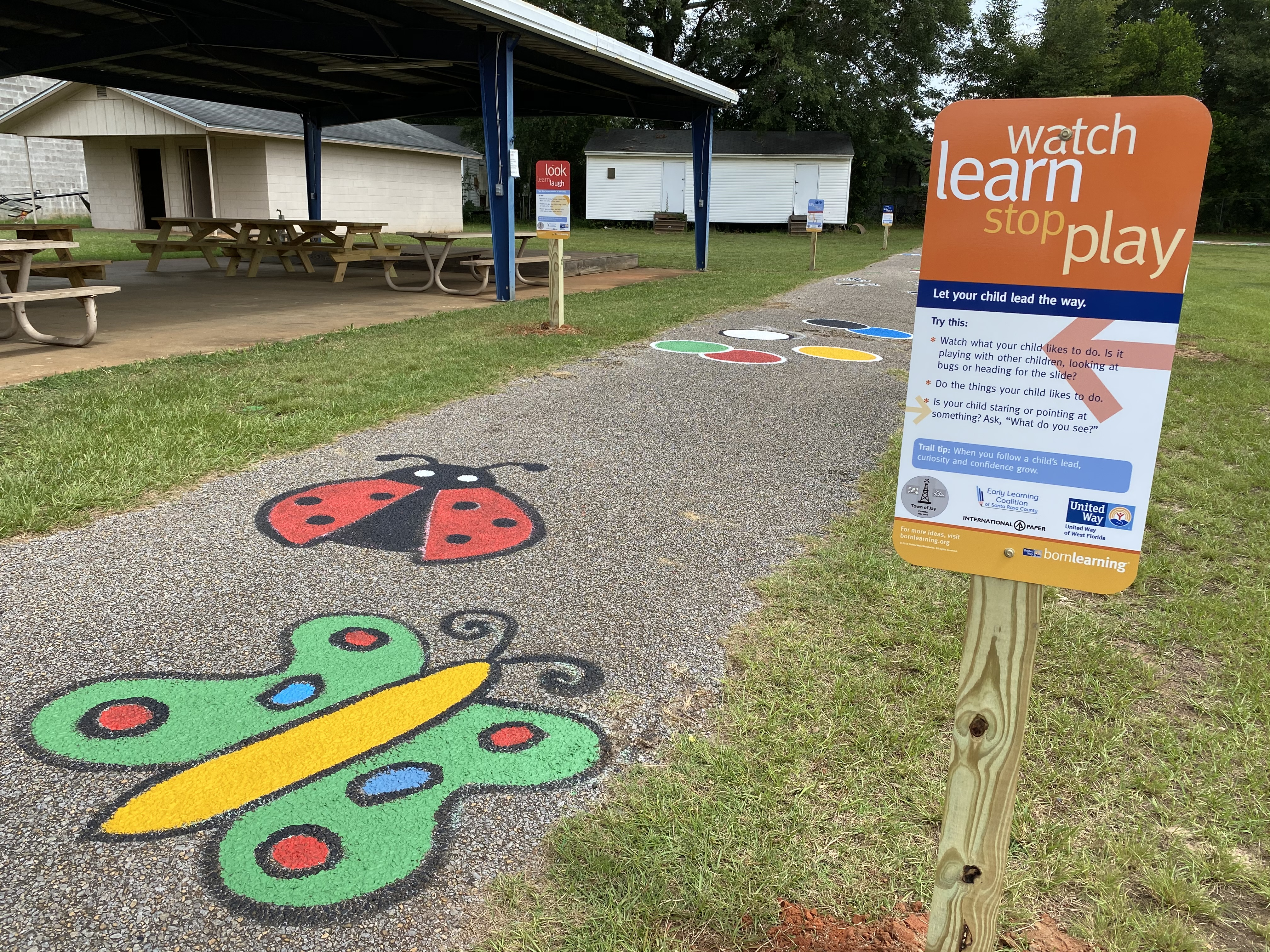 Born Learning Trail in Jay park