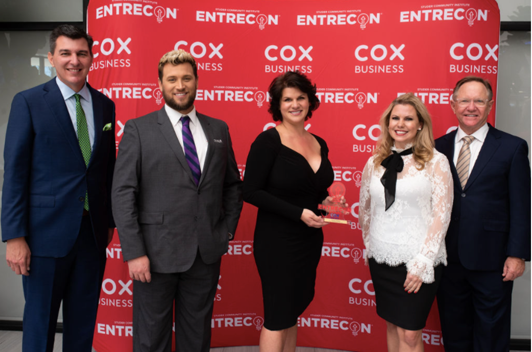 2020 Female-Owned Business of the Year Winner, Titanium Wireless