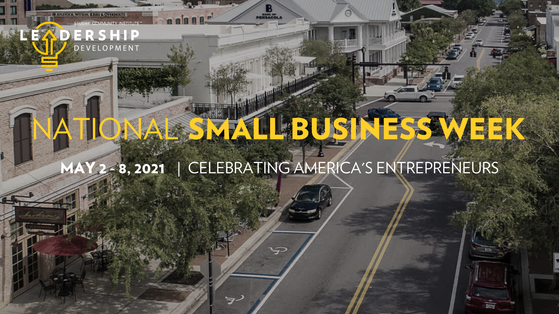 Celebrating National Small Business Week (May 2-8)