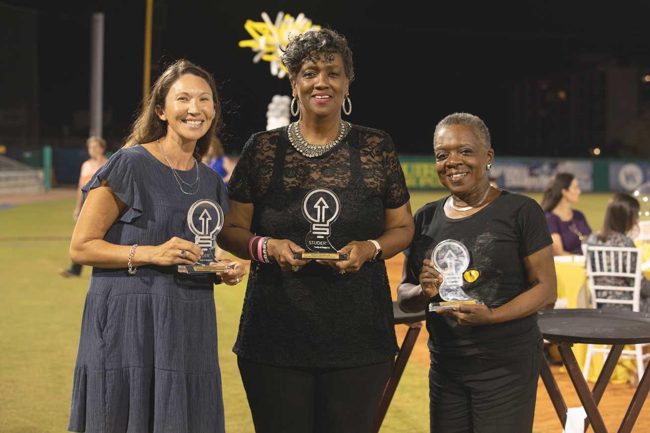 SCI Light Up Learning 2020 - Award Winners